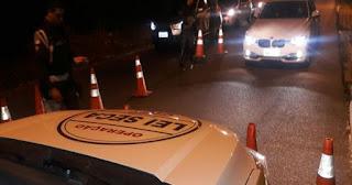 Motoristas são autuados durante Operação Lei Seca em Guajará-Mirim