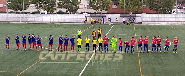 Fútbol Real Aranjuez Móstoles