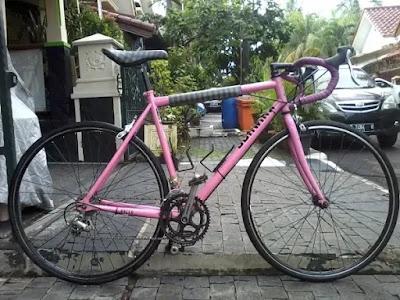 Sepeda Road Bike Bekas