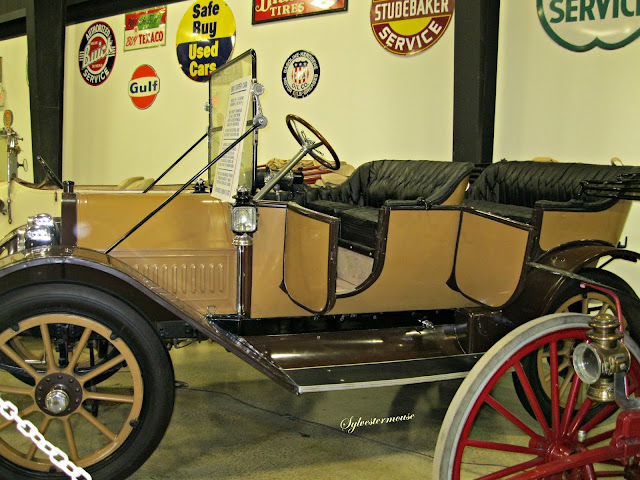 1912 Carter Car - Tupelo Automobile Museum - Photo by Cynthia Sylvestermouse