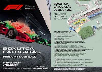 Hungary Formula 1 Grand Prix 2018