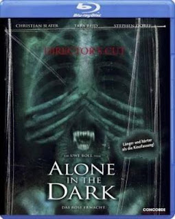 Alone in the Dark (2005) UNRATED Director's Cut BRRip 480p 300MB Dual Audio ( Hindi - English ) MKV