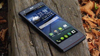 Harga Acer Liquid E3 Terbaru, Spesifikasi Layar HD Kamera 13 MP