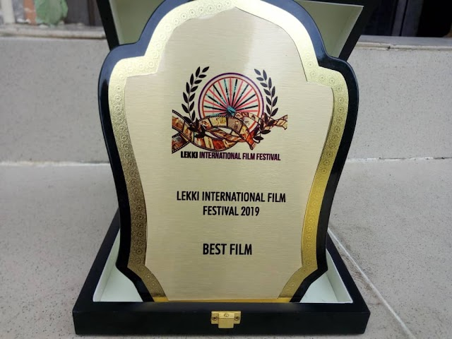 Lancelot Imasuen, Tade Ogidan, BFA Students Others Win Big At Lekki Film Festival Awards