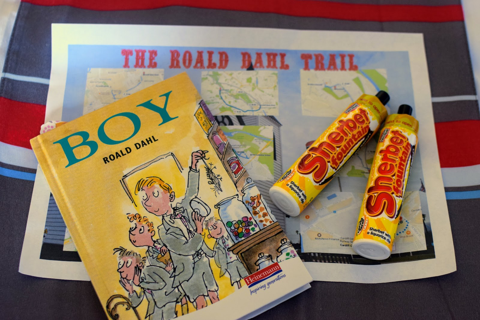 , Ten Blog Posts to Read on Roald Dahl Day