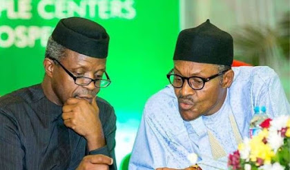 Buhari's Top Priority Is How To Lift 100m Nigerians Out Of Poverty – Osinbajo