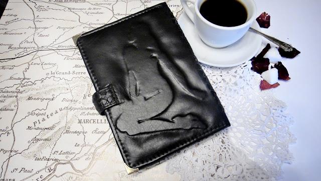 Кожаный ежедневник из серии Знаки гороскопа. Дева Карманный ежедневник А6