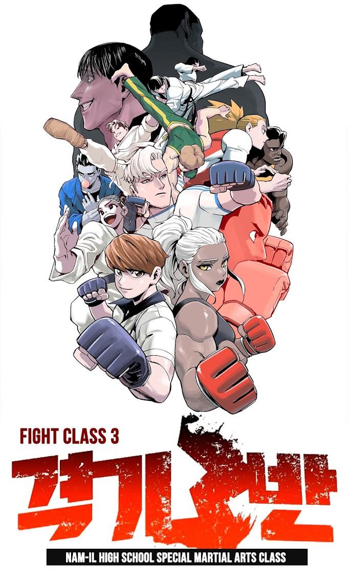 KOMIK PERTARUNGAN TERBARU: FIGHT CLASS 3 (격기3반)