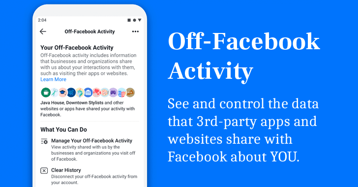 Use This Privacy Tool to View and Clear Your 'Off-Facebook Activity' Data