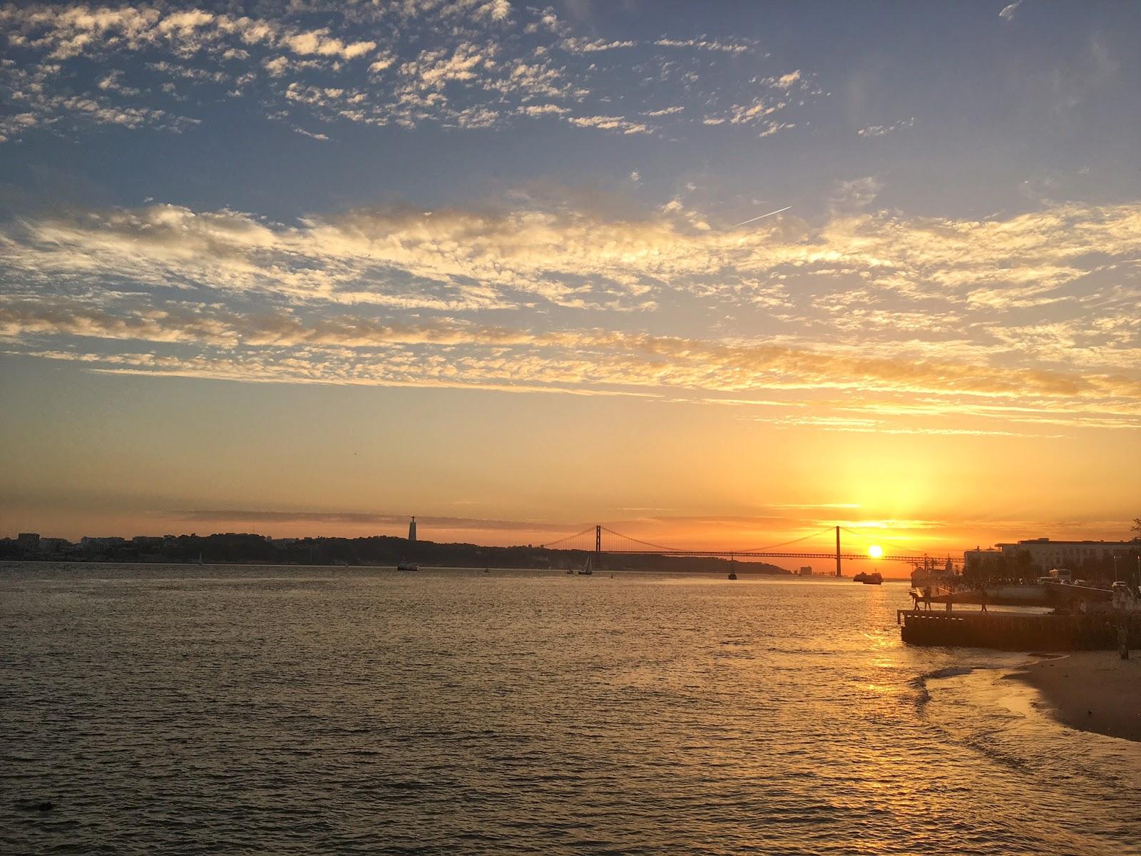 Lisabon, Portugalsko, cestování, ejnets