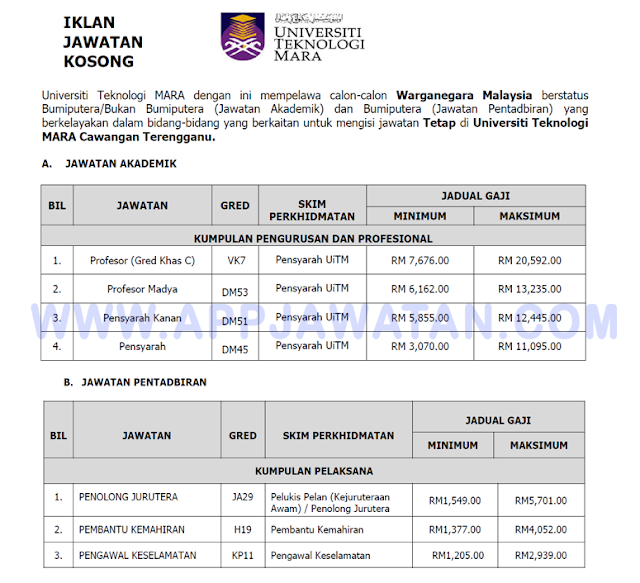 Universiti Teknologi MARA Cawangan Terengganu