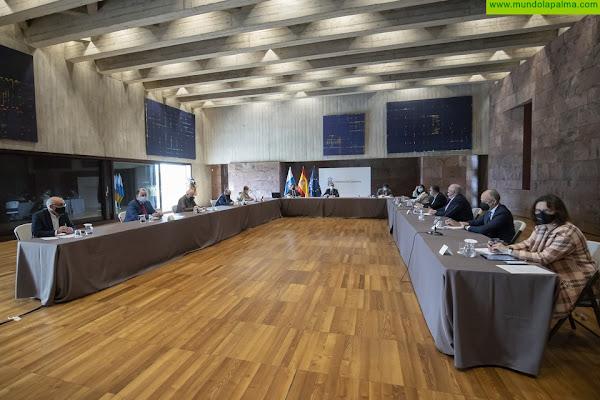 El Gobierno ejecuta 1.282 millones del Plan Reactiva Canarias en 2020, más de la totalidad del presupuesto inicial