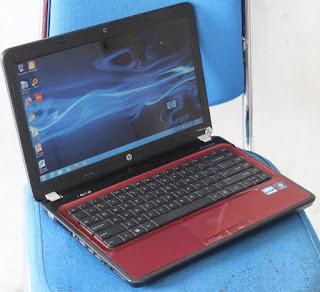 Laptop Bekas Hp Pavilion G4 Core i3 Generasi 2