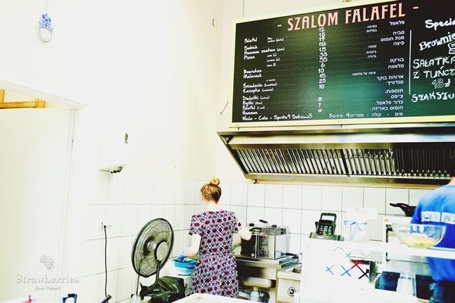 Shalom falafel - sabich i inne izraelskie przysmaki