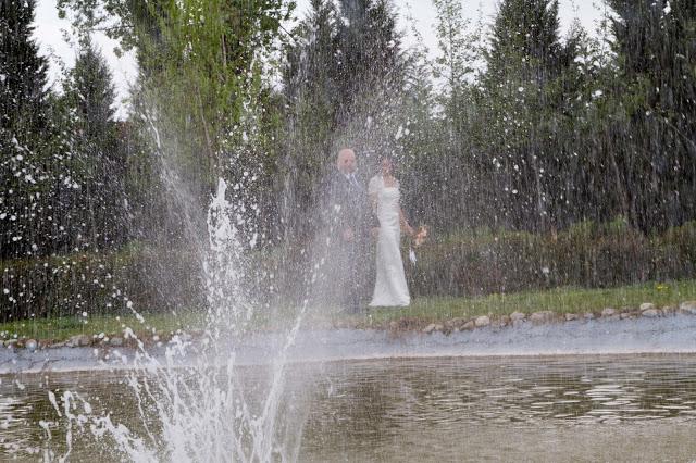 Matrimonio con il caldo