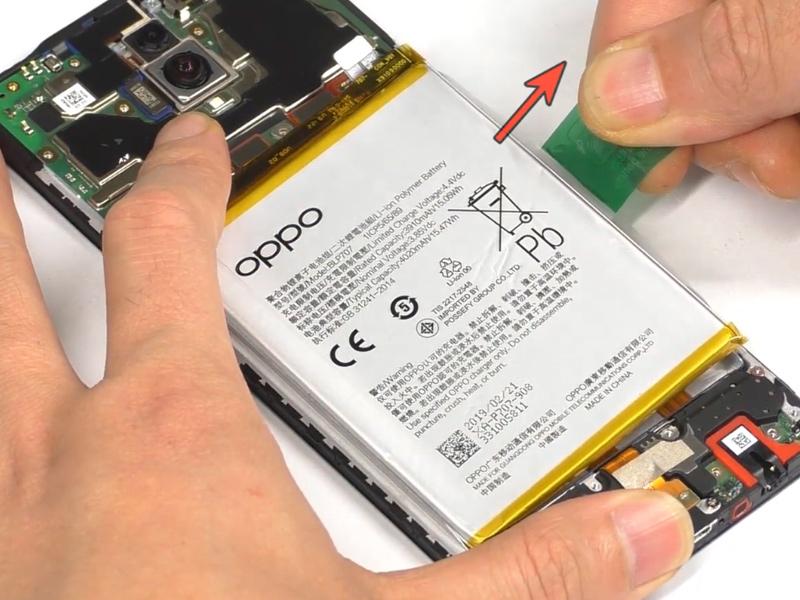 Baterai Oppo F11