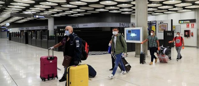 Spain introduces two-week quarantine for everyone coming into the country