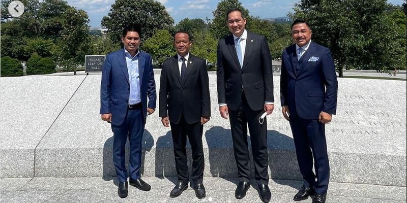 Tanggapi Dua Menteri Pelesiran Tanpa Masker di Tengah Pandemi, Relawan Jokowi: Layak Dicopot!