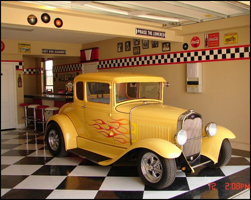 garage 50s bedroom ideas 50s theme decor 1950s retro decorating