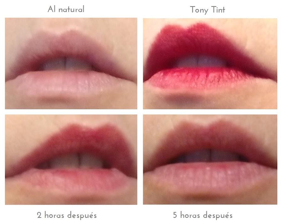 Tonymoly Delight Tony Tint red