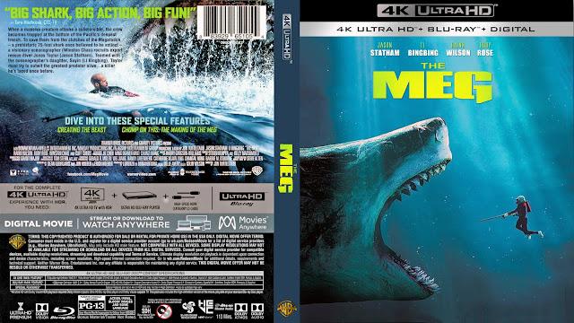 The Meg 4k