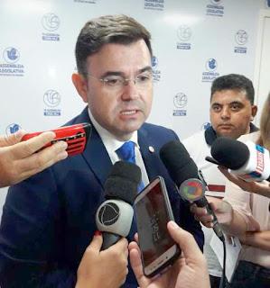 Raniery Paulino trabalha para aliança entre João Azevêdo e o MDB estadual