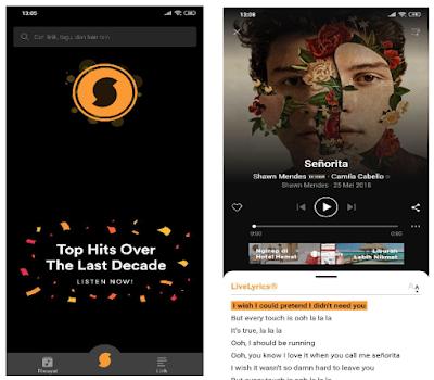 Cara Menampilkan Lirik Lagu di Aplikasi Spotify Android  √  Cara Menampilkan Lirik Lagu di Aplikasi Spotify Android, Begitu Mudah