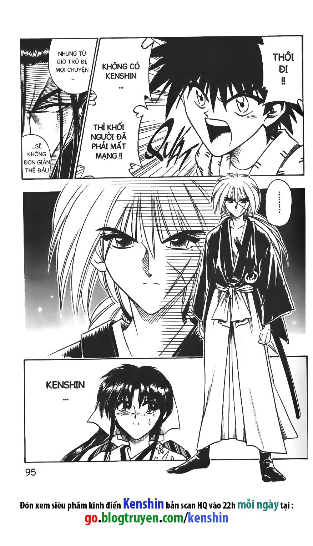Rurouni Kenshin chap 52 trang 11