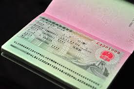 Thủ tục xin visa trung quốc cho du khách hải phòng khó hay dễ?