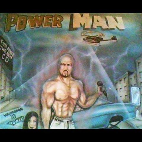 West Coast vet, Power Man MC gives single new life.