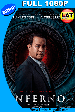 Inferno (2016) Latino FULL HD 1080P - 2016