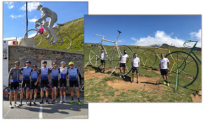 Ciclismo Aranjuez Pirineos