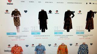 Produk Batik Keris online - 2