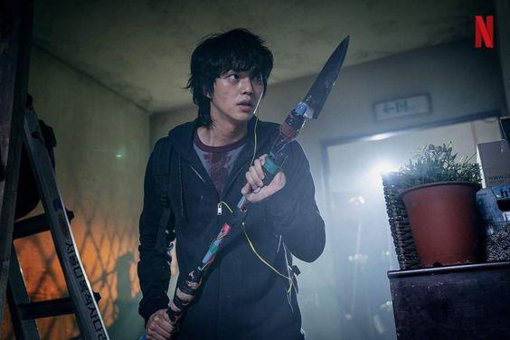 Cha Hyun Su diperankan oleh Song Kang : Review Drama Korea Sweet Home