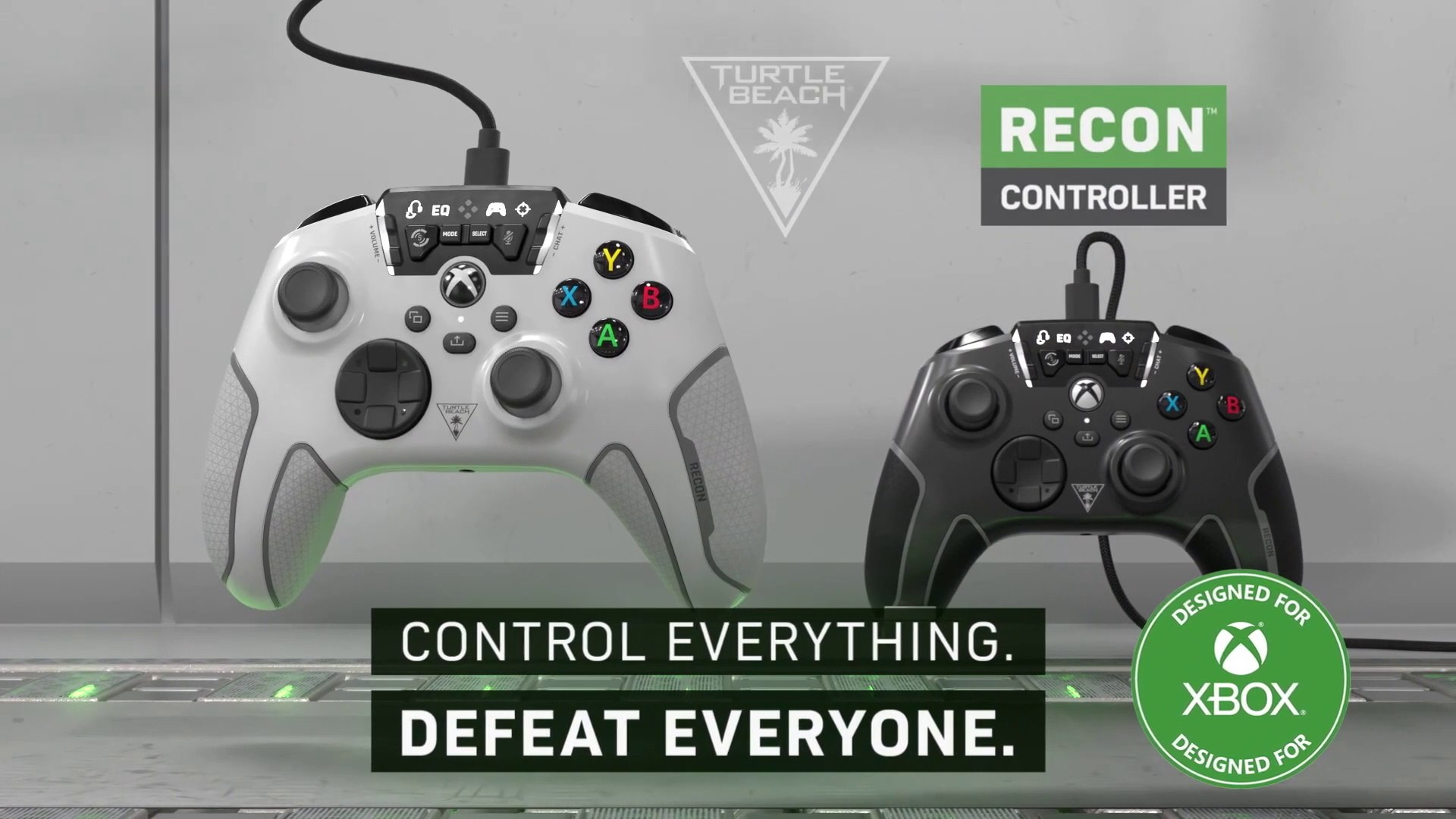TURTLE BEACH'S AWARD-WINNING RECON CONTROLLER FOR XBOX NOW AVAILABLE AT RETAILERS GLOBALLY