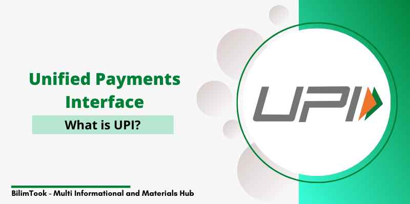 What is UPI ? Unified Payments Interface