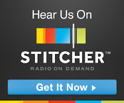We're on Stitcher