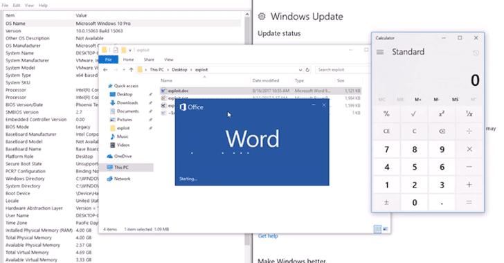 Microsoft Windows Multiple Vulnerabilities (KB4048957)