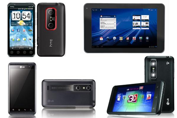 Empat Ponsel dan Tablet 3D yang Mungkin Anda Kenal (Meski Tak Terlalu Diminati)
