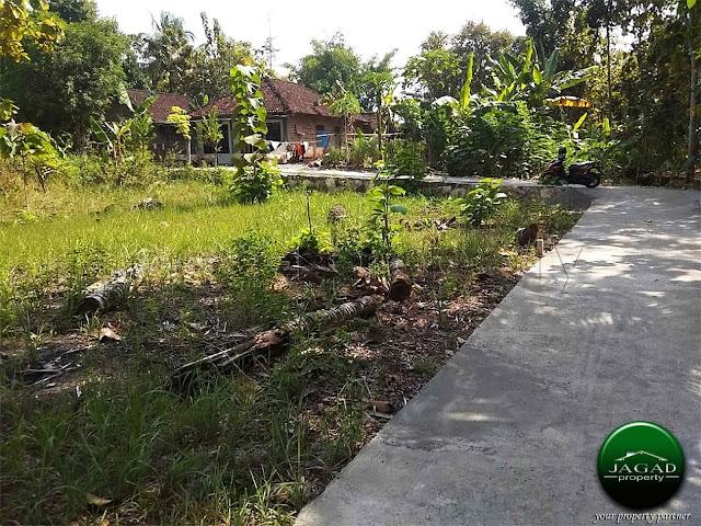 Tanah Dijual jalan Wates Km 13, Sedayu
