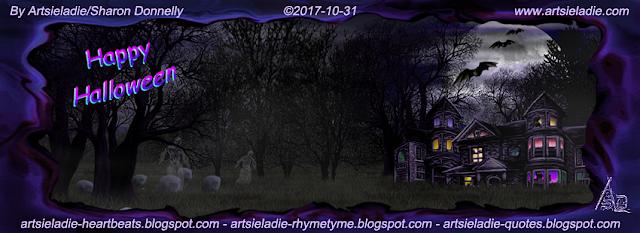 Halloween Facebook cover (6) by Artsieladie