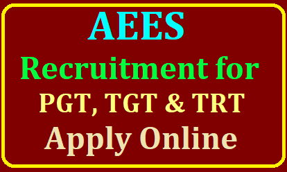 Atomic Energy Education Society (AEES) Recruitment Notification 2019 – Apply Online for 57 TGT, Primary Teacher Vacancy @ aees.gov.in /2019/07/AEES-PGT-TGT-PRT-Recruitment-2019-Notification-Application-Submission-Online-aees.gov.in.html