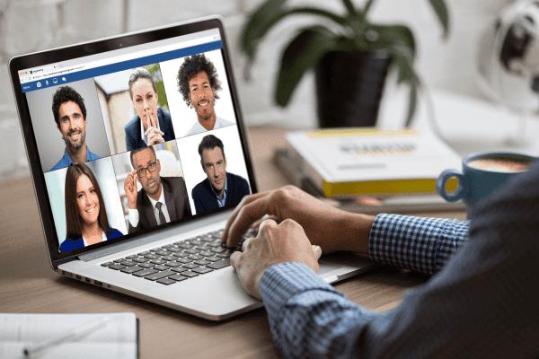 Contoh Teks atau Naskah Moderator Seminar Online atau Webinar