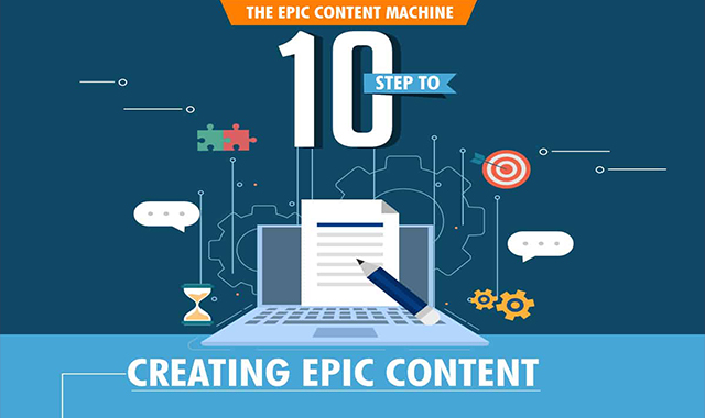 10 Steps to Generating Epic Blog Posts