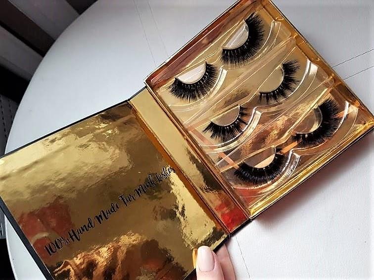 Rzęsy od Luxury Hair