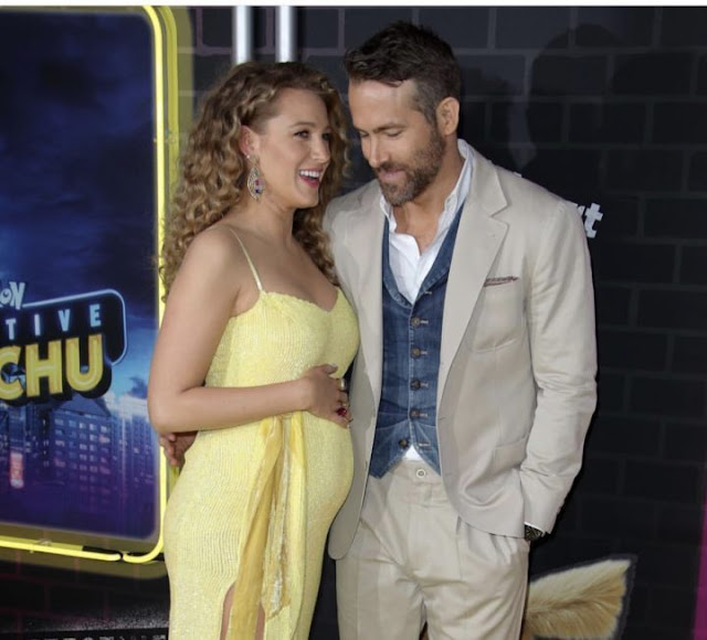 Blake Lively and Ryan Renolyds expecting 3rd child