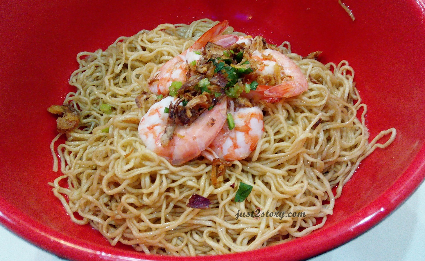 Mee Kolok Udang Soup Not In The Photo Rm9