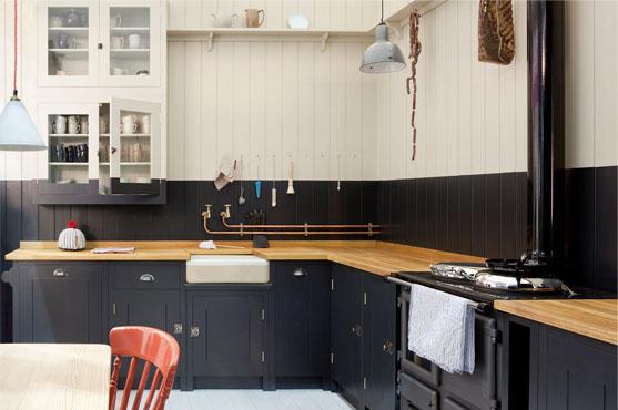 Neue Ideen für die Küche von British Standard by Plain English - charmant altmodisch und doch modern Einrichten den Haushalt