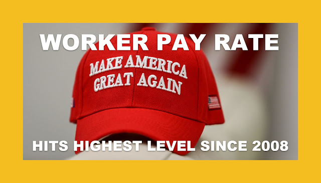 Memes: MAGA WORKER PAY RATE HITS HIGHEST LEVEL