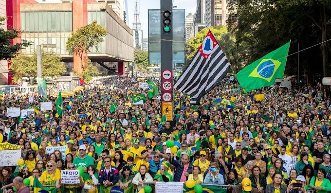 Brasil tem manifestações contra Lei de Abuso de Autoridade e em apoio à Lava Jato